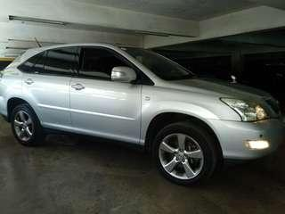 Toyota Harrier GL At 2009 At