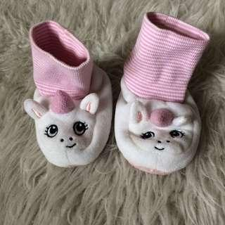 Unicorn footsies