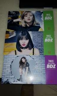 [WTS] TWICE BDZ Tower Records Flyer
