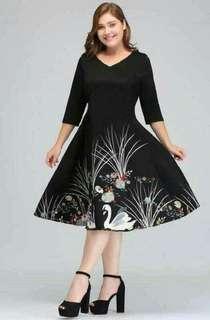 xl to xxl dresses