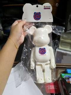 (Last 2)400% Bearbrick 2001 @S COOLEST SITE!! - white