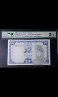 PMG 35 EPQ 3RD 50 RINGGIT