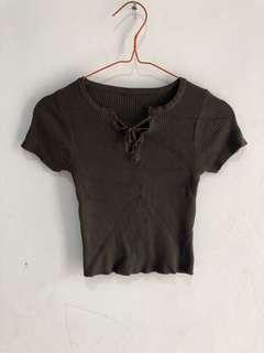 Knitt Crop Top