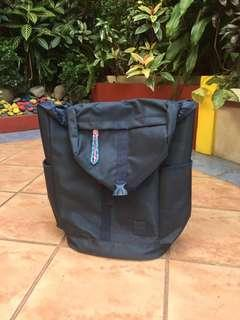 Girbaud navy blue backpack