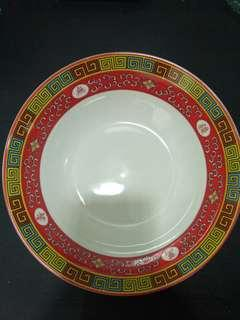 #Lelong China Plate. Markdown.