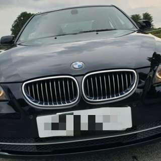 BMW 520XL LCi 2008/09