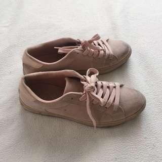 Pink Rubi Sneakers