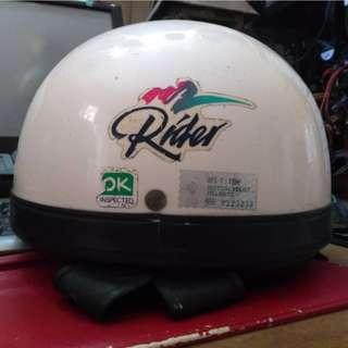 (Sold) Vintage Sgv Rider Steng Helmet
