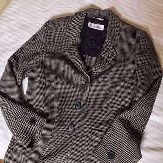 Max Mara Italian made jacket sz 40/10