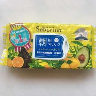 🚚 日本購入 saborino早安面膜