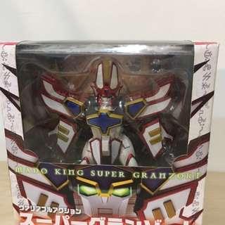 🚚 (售出)日本帶回 megahouse 魔動王 超級火王 模型