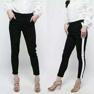 Stripe Pants Milano