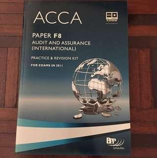 ACCA F8 BPP ( Revision Kit)