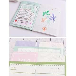 Cosplay Babies 100 Days Planner Box Set