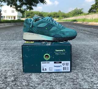 "a46f2bbfc07 FEATURE X SAUCONY SHADOW 6000 ""LIVING FOSSIL"""
