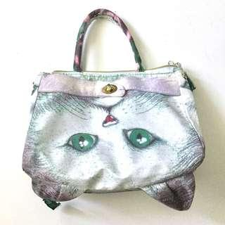 PLOVED: Muchacha Cat Sling Bag