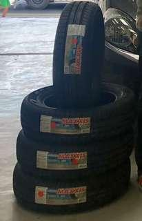 Maxxis 185/65/R15 Tires