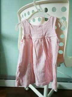 Pre - loved pink dress