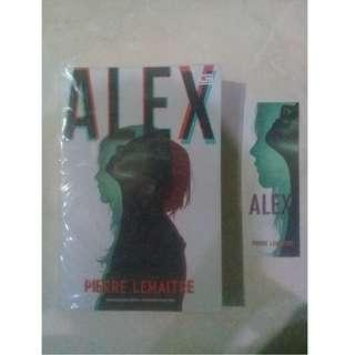 Novel preloved Alex