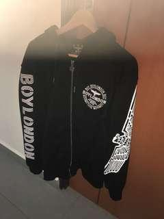 Authentic Boy London hoodie jacket for sale!
