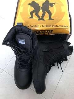 Waterproof boots offer