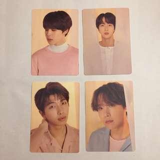 WTT/WTB BTS Love Yourself Photocard