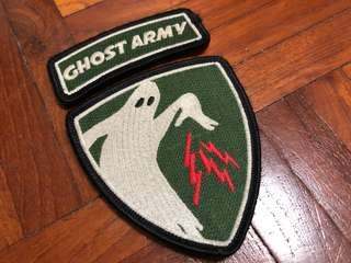 Ghost Army Badge and Tab by Patch Whisperer