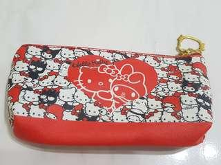 Hello kitty pouch or pencil case