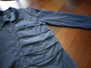 🚚 Gozo燈芯絨襯衫#衣櫥大掃除