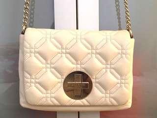 Authentic Kate Spade Crossbody Bag - White