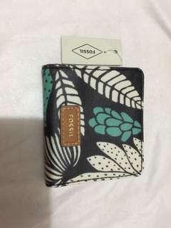 Fossil wallet or card holder