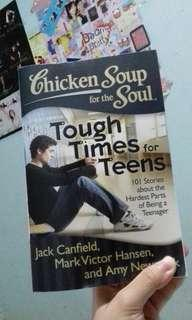 Chicken Soup for the Soul - Tough Times for Teens