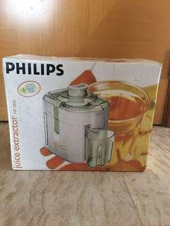 Phillips juicer HR2826