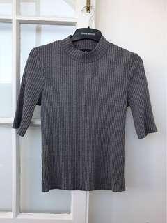 High neck shirt (NEW!)