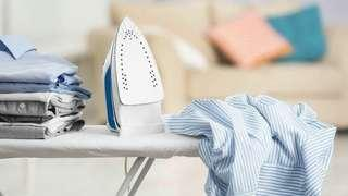 Ironing services #POST1111