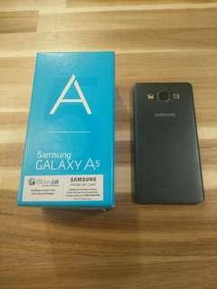 Samsung Galaxy A5(Midnight Black)