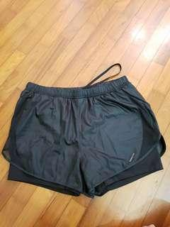 🚚 Bodynits Black Shorts with Tights