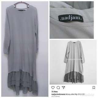 Nadjani Flare Dress