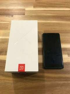 One Plus X Limited edition phone (Black)