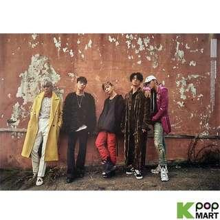 BIGBANG MADE ALBUM POSTER OFFICIAL👑