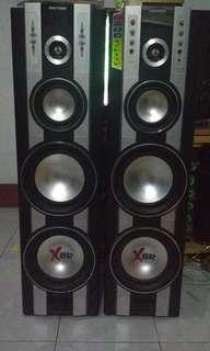 Sound speaker polytron bass mantapppp jual butuh