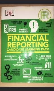 SQP Financial Reporting