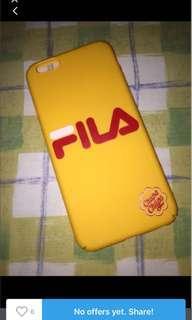 Fila case Iphone 6 free ongkir