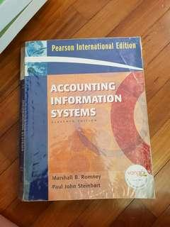Accounting Information Systems Eleventh Edition