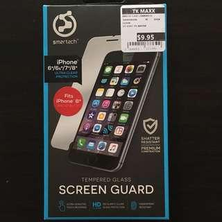 BN iPhone Tempered Glass Screen Guard