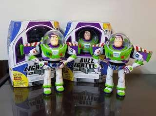 Signature Collection Toy Story Movie Size Buzz Lightyear w/ Certificate of Authenticity by Thinkway