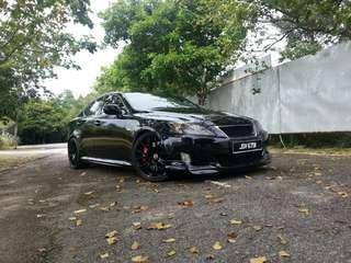 Lexus 250se