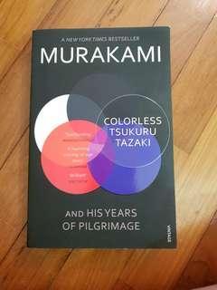 🚚 Colorless Tsukuru Tazaki