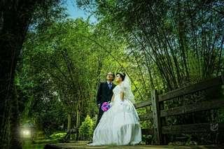 Jasa foto prewedding, editing foto, video drone/aerial dan dokumentasi