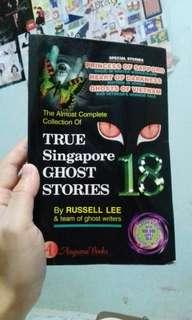 True Singapore Ghost stories #18 by Russel Lee